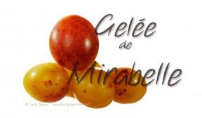 Gelée de mirabelle