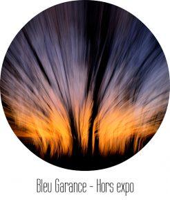 Bleu Garance Hors expo