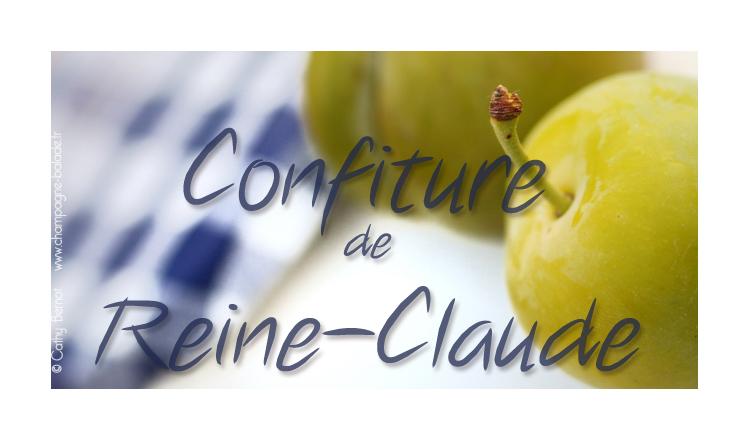 Célèbre Prune reine-claude // étiquettes | Cathy Bernot | Portfolio nature LR35